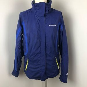Columbia Alpine Action Omniheat Omni Tech Jacket